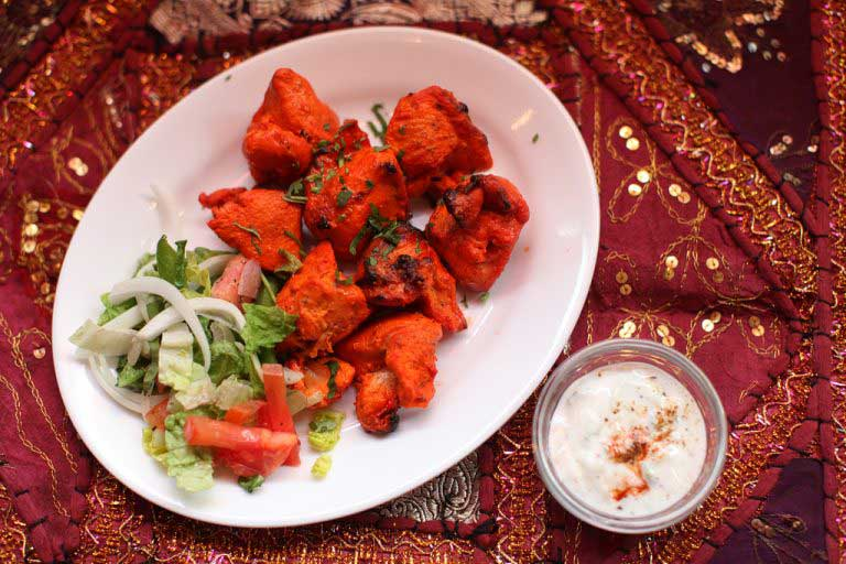 OUR FAMOUS TANDOORI (BBQ)
